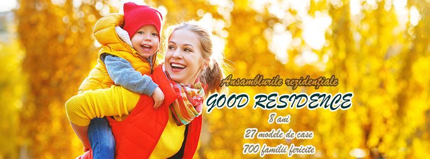 Ansamblurile rezidențiale Good Residence Atractii si facilitati
