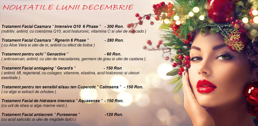 Noutatile lunii decembrie – Good Residence Gym