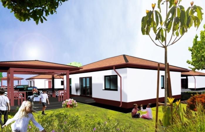 Casa 4 camere Model ATRIA
