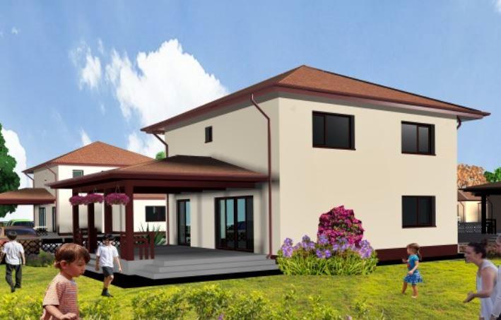Casa Zeta - cel mai nou model de locuinta din Good Residence
