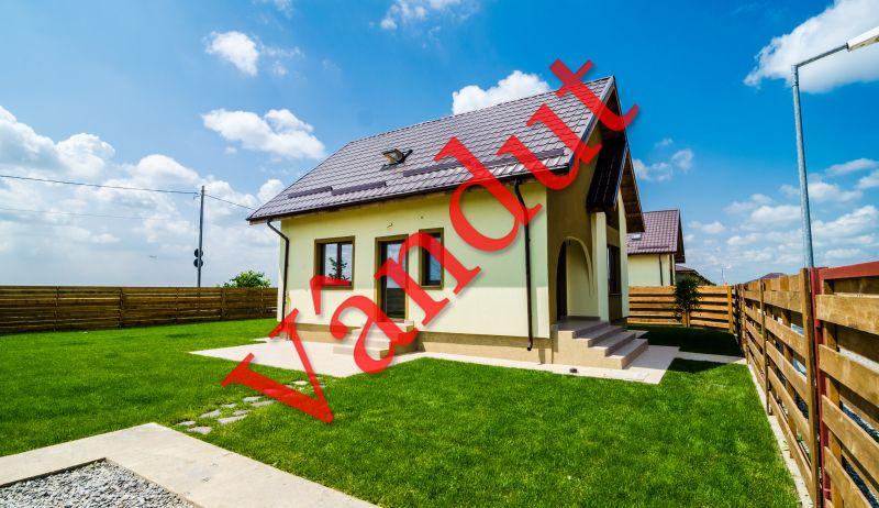 Casa 4 camere, Model Ara, Good Residence