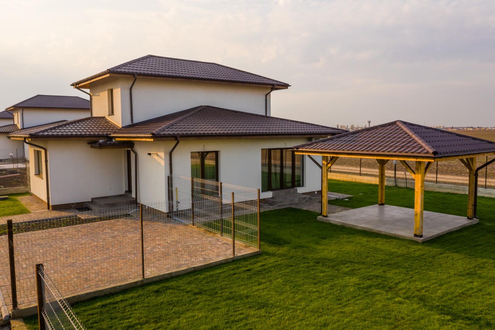 Casa 4 camere, Model PHOENIX, Good Residence