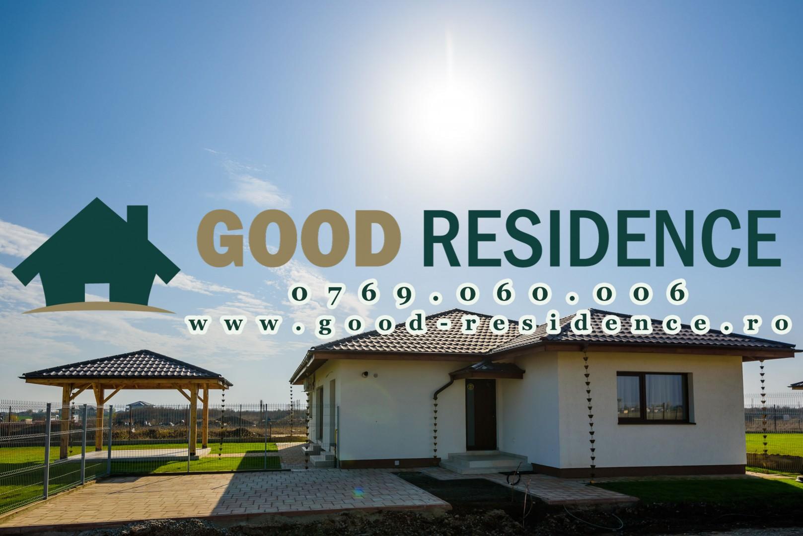 Casa 4 camere, Model ATRIA, Good Residence
