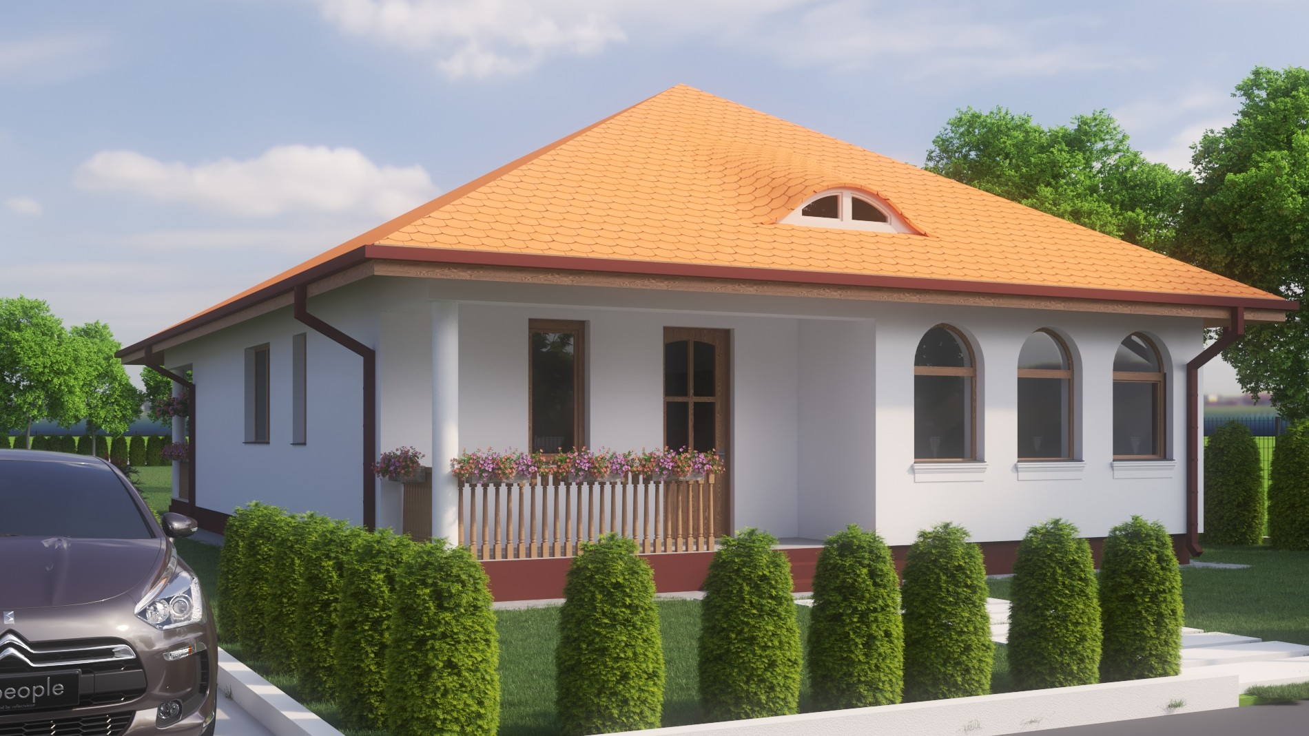 Conacul Cerul Vlasiei, 4 camere - Good Residence